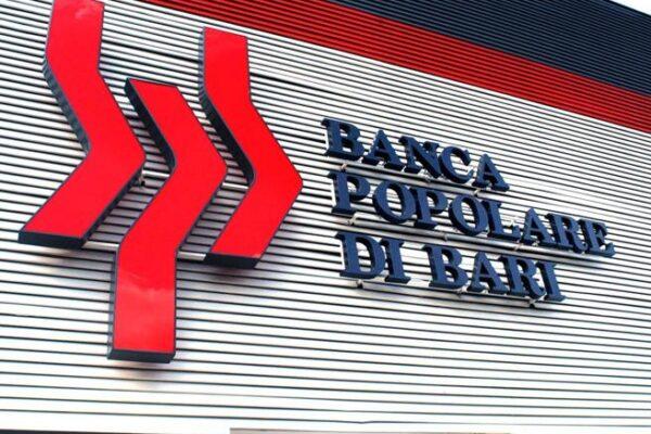 Banca Popolare di Bari, convocato Consiglio dei Ministri