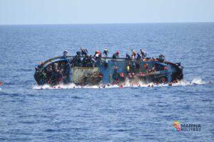 """Lettera di una profuga: """"Schiave e vendute, siamo naufragate in mezzo al mare"""""""