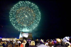 Notte di San Silvestro, si possono sparare i fuochi d'artificio?