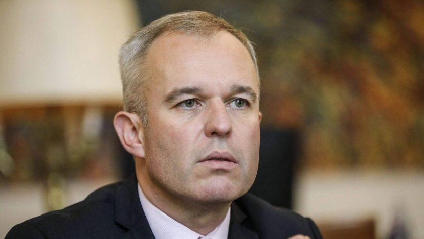 """Francia, si dimette il ministro De Rugy: """"Contro di me un linciaggio"""""""