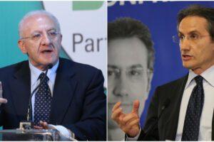 Sondaggio regionali Campania 2020: Lega primo partito, cdx avanti di 12 punti
