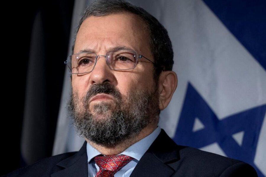 "Intervista a Barak: ""Israele è in pericolo,  torno per battere Netanyahu"""