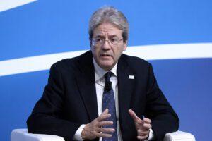 """Patto di stabilità, Gentiloni avverte: """"Risale alla crisi, va adeguato"""""""