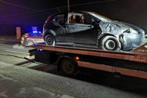 Ubriaco travolge due ragazzi con l'auto, muore un 23enne