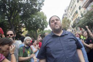 """Catalogna, la Corte di giustizia europea: """"Spagna scarceri Junqueras, ha immunità da eurodeputato"""""""