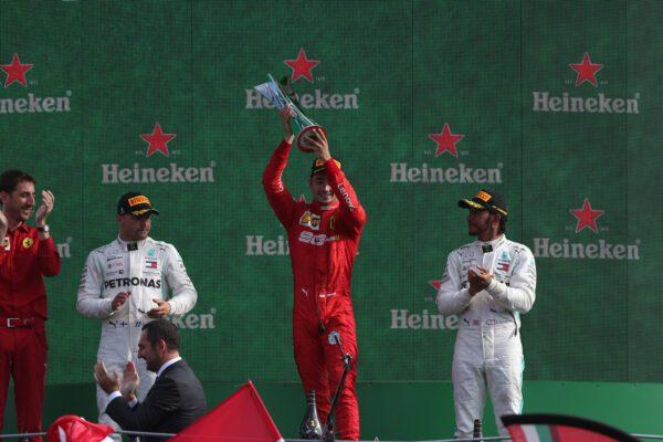 Ferrari, rinnovo per cinque anni al nuovo fenomeno Leclerc