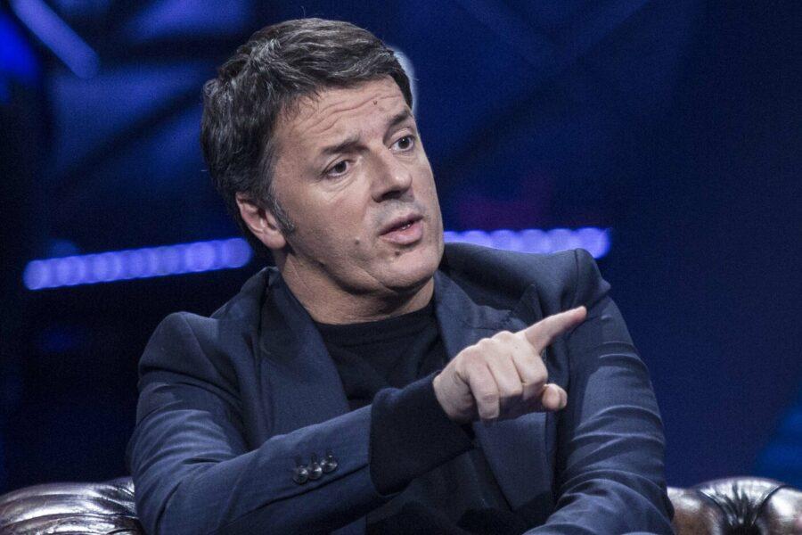 """Prescrizione, Renzi avverte Bonafede: """"Abolizione è obbrobrio, sappiamo cosa fare"""""""