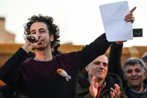 Sondaggio Tecnè: Partito delle Sardine sfiora l'8%, ecco a chi 'ruba' voti
