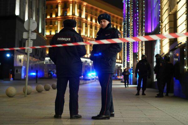 Mosca, sparatoria vicino la sede dei servizi segreti: due morti e 5 feriti