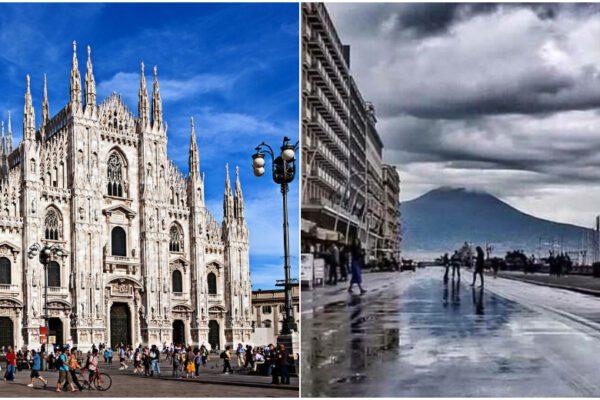 Le città italiane migliori secondo il meteo