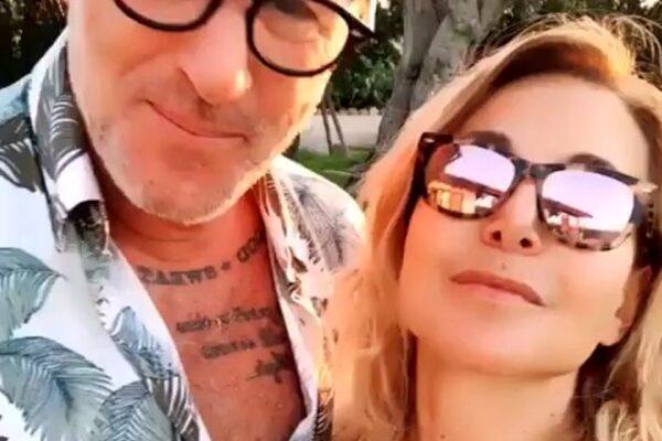 """Barbara D'Urso e Filippo Nardi fidanzati in segreto: """"Voglio convivere con la donna che amo"""""""