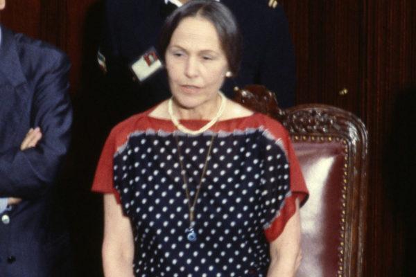Nilde Iotti, 20 anni fa scompariva la prima italiana Presidente della Camera
