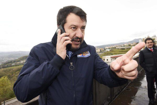 Salvini è il nuovo obiettivo dei Pm che puntano sui voli di Stato