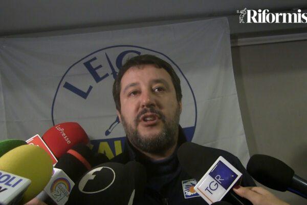 """L'auto-garantismo di Salvini, attacco alla magistratura: """"Soldi sprecati per la mia inchiesta"""""""