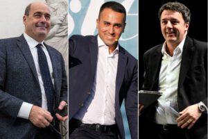 Sondaggio Ixè, Lega sotto il 30% ma calano anche Pd e M5S. In crescita Italia Viva