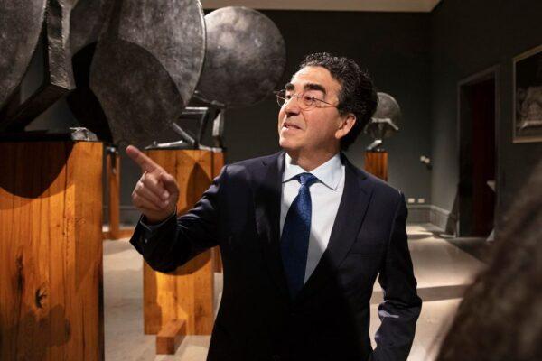 Santiago Calatrava, 400 opere al museo di Capodimonte