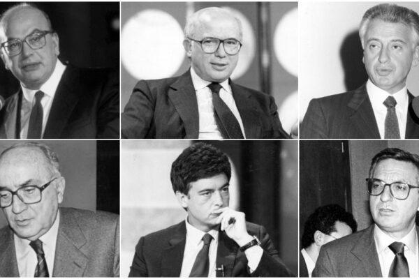 Da 'Mani pulite' a oggi, 27 anni di giustizialismo politico