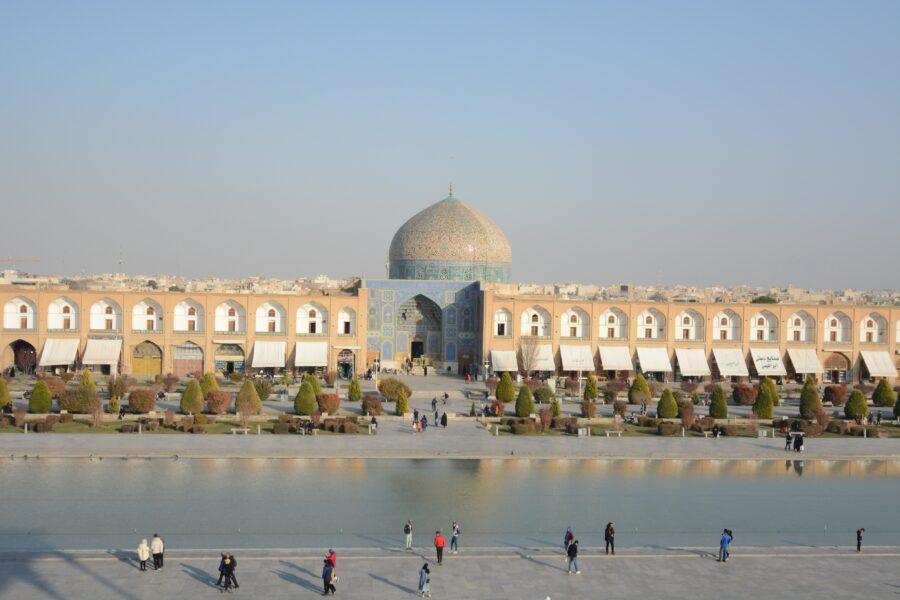 Esfahan, photo by Davide Viola