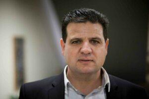 """Intervista a Ayman Odeh: """"Sfida per Israele è uguaglianza tra arabi ed ebrei"""""""