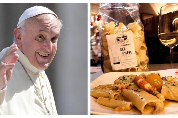 Bergoglio, lo schiaffo e l'ironia: ecco i 'paccheri del Papa' e il terno secco del parroco