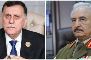 Libia, Serraj e Haftar vanno a Berlino. Ma il generale chiude i terminal petroliferi