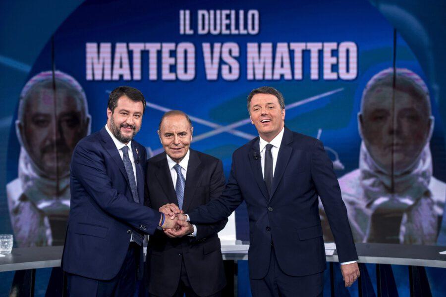 I telegiornali Rai occupati da Salvini oscurano Italia Viva, intervengano le Autorità
