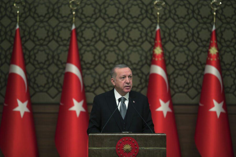 Turchia approva: pronti ad invio di truppe in Libia
