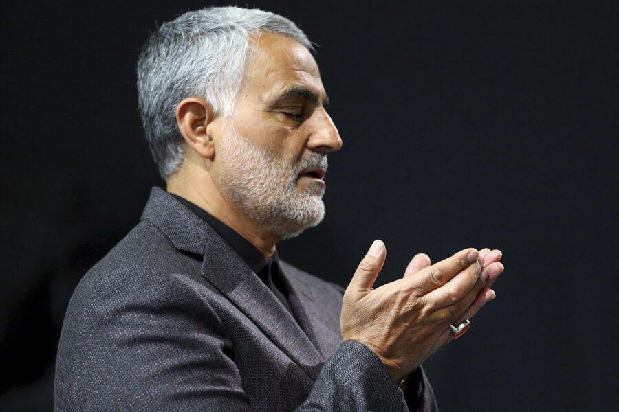 Il carnefice è Teheran, non solo Soleimani