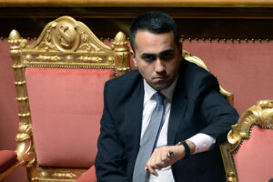 Foto Fabio Cimaglia / LaPresse 15-01-2020 Roma Politica Senato. Informativa del Ministro Luigi Di Maio sull'attuale scenario internazionale, con particolare riferimento alla situazione in Iran, Iraq e Libia Nella foto Luigi Di Maio  Photo Fabio Cimaglia / LaPresse 15-01-2020 Rome (Italy) Politic Senate. Report by Minister Luigi Di Maio on the current international state, with particular reference to the situation in Iran, Iraq and Libya In the pic Luigi Di Maio