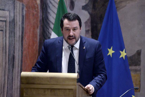 Salvini a processo, trappola dei giallorossi per smontare la propaganda del leghista