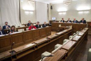 Caso Gregoretti, sì della giunta al processo a Salvini: la maggioranza diserta il voto