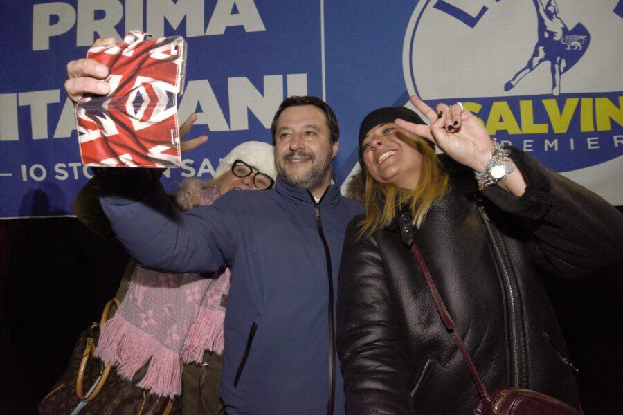 Caro Salvini, radicalizzando elezioni pensi al tuo consenso ma non alla coalizione