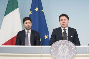 Coronavirus, Italia chiusa almeno fino a Pasqua: è scontro sul reddito di emergenza
