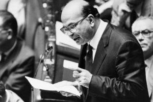 Cosa avrei detto di Craxi se il Senato non avesse vietato la commemorazione