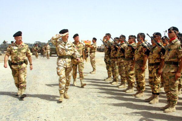 """L'Italia sospende l'addestramento delle truppe in Iraq. Di Maio: """"Priorità resta lotta all'Isis"""""""