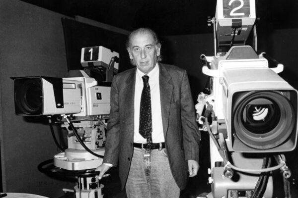 Morto a 86 anni Italo Moretti, storico giornalista Rai