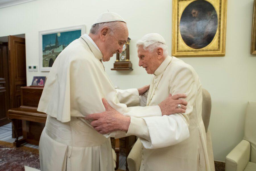Matrimonio Omosessuale E Aborto Sono L Anticristo Il Manifesto Di Papa Ratzinger Il Riformista