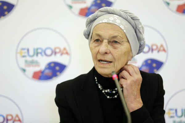 """Emma Bonino: """"Dalla Sarajevo di Milosevic alla Lesbo di Erdogan non è cambiato nulla"""""""