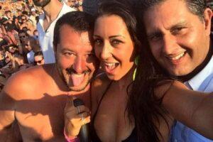 """L'idea delle Sardine: """"Salvini prende Bibbiano? Noi chiudiamo al Papeete"""""""