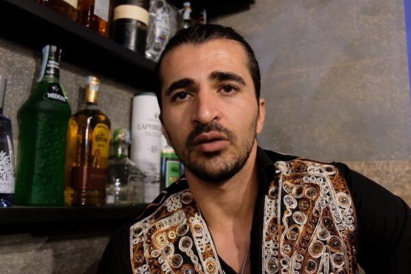 """Saeid l'iraniano a Napoli: """"Trump ha fatto una scemità a uccidere un grande generale"""""""