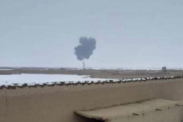Afghanistan, precipita aereo militare americano nella zona 'controllata' dai talebani