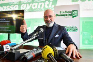 Regionali, Bonaccini respinge l'avanzata leghista in Emilia Romagna. In Calabria trionfa il centrodestra