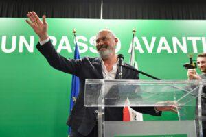 Regionali Emilia Romagna, Bonaccini stacca Borgonzoni di 8 punti – IL LIVE