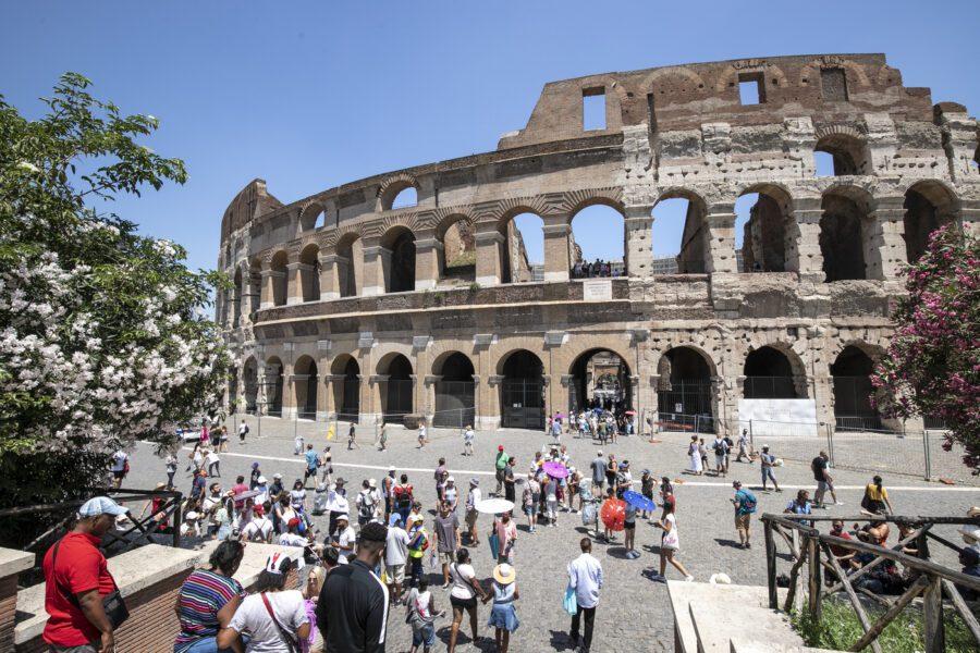 Musei e parchi più visitati nel 2019: svettano Colosseo, Uffizi e Pompei