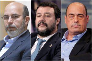 Sondaggio Demos: nuovo crollo Lega, il Movimento 5 Stelle si avvicina al PD