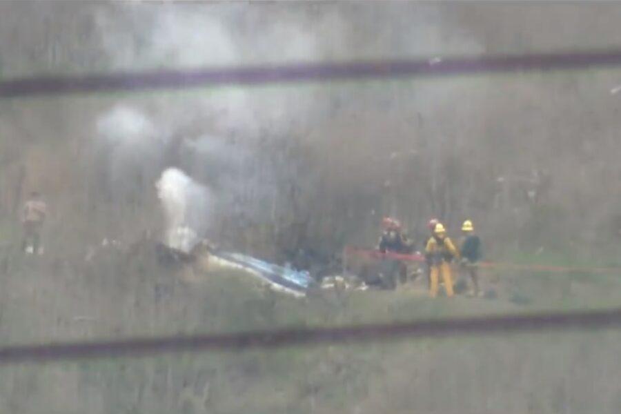 Morte Kobe Bryant, l'elicottero viaggiava a 300 km/h: la nebbia probabile causa dell'incidente