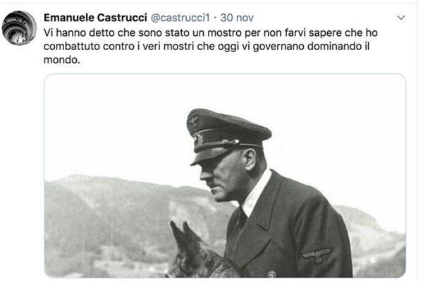 Sospeso dopo quasi 2 mesi il prof dell'Università di Siena che inneggiava a Hitler: ma ormai è già in pensione
