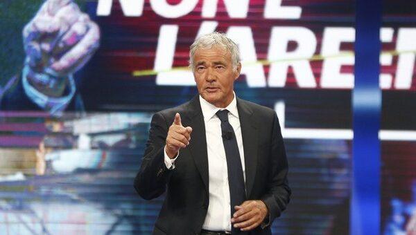 Non è l'Arena, Massimo Giletti getta fango sulla Calabria