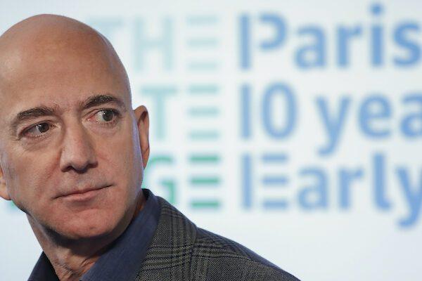 Il telefono del boss di Amazon Bezos hackerato dal principe saudita Bin Salman