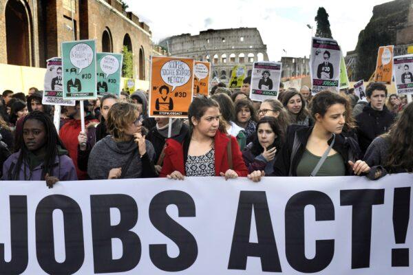 Aprire dibattito sul Jobs Act: non è una bandiera, va corretto